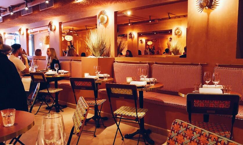 Restaurants De Buik Van Amsterdam