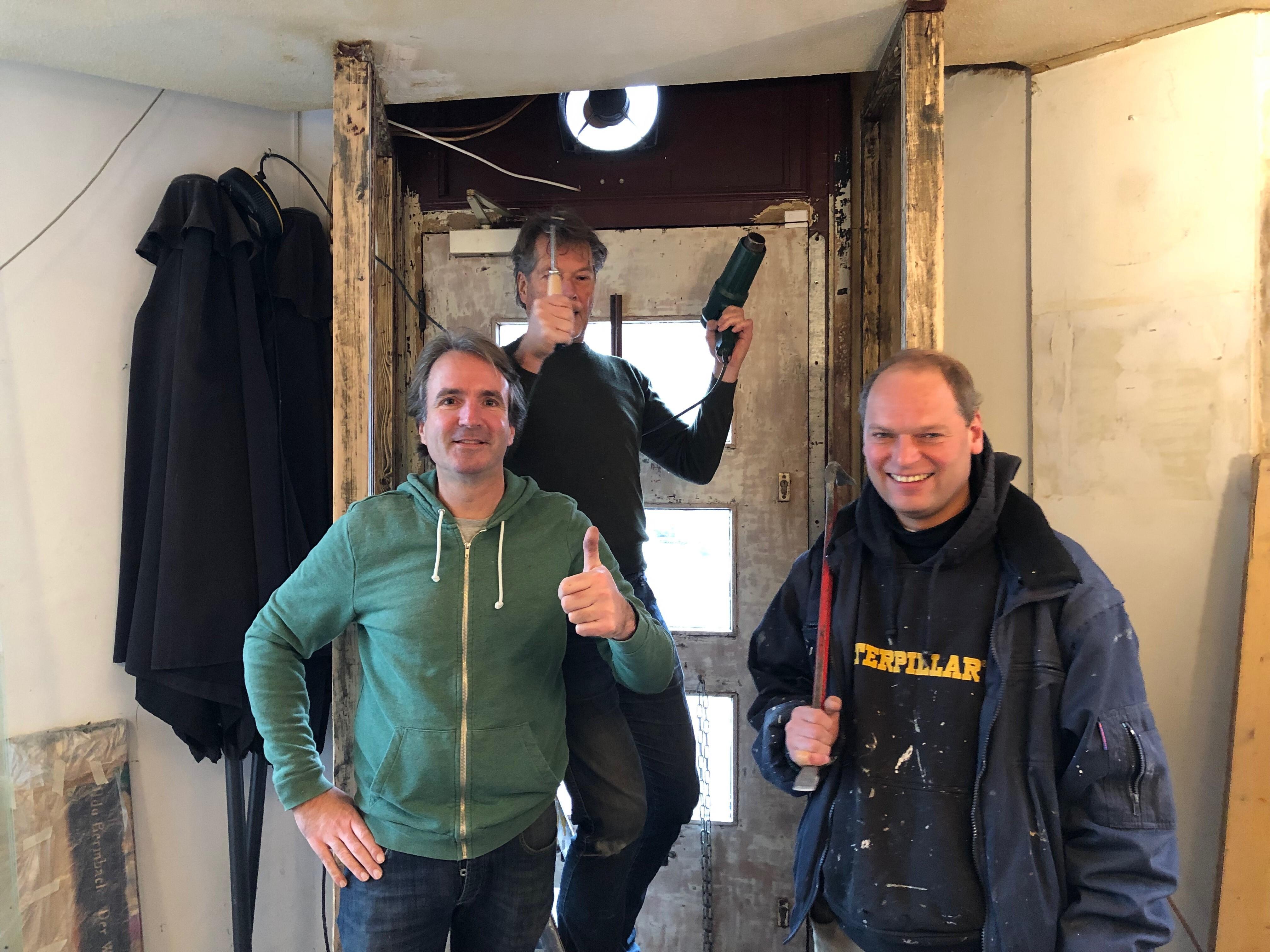 't Pakhuys wordt het kleinste café van Rotterdam