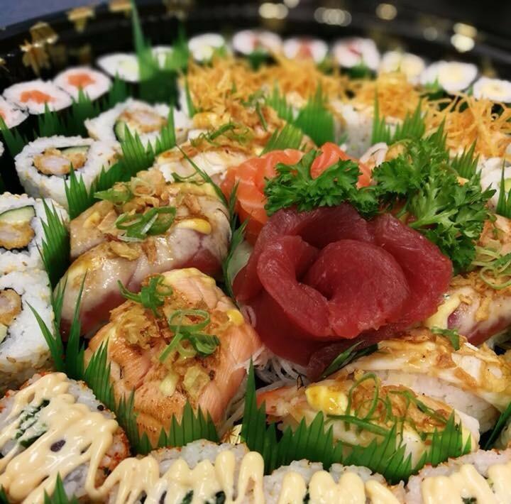 sushi afhalen rotterdam alexander