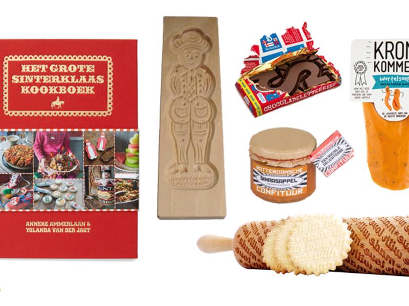 De Sint Komt Zes Tips Voor Culinaire Cadeaus In Je Schoen