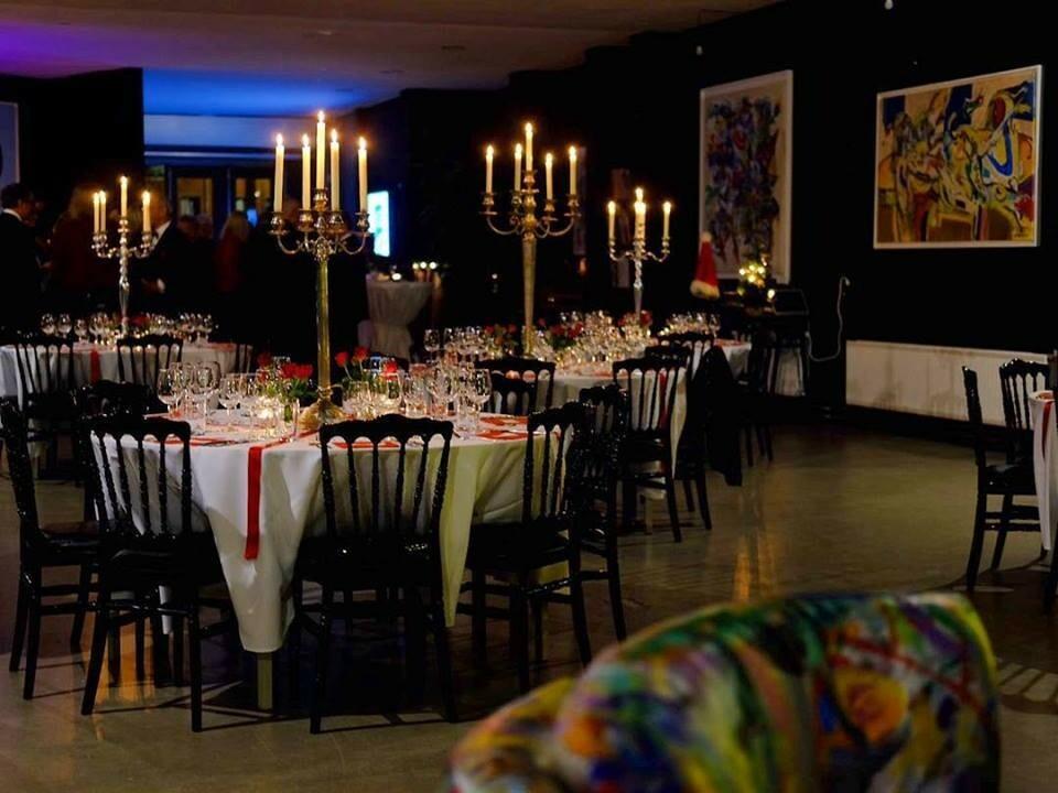 AAAFresh123 en Mangiare openen restaurant: GaleriAAA by Mangiare