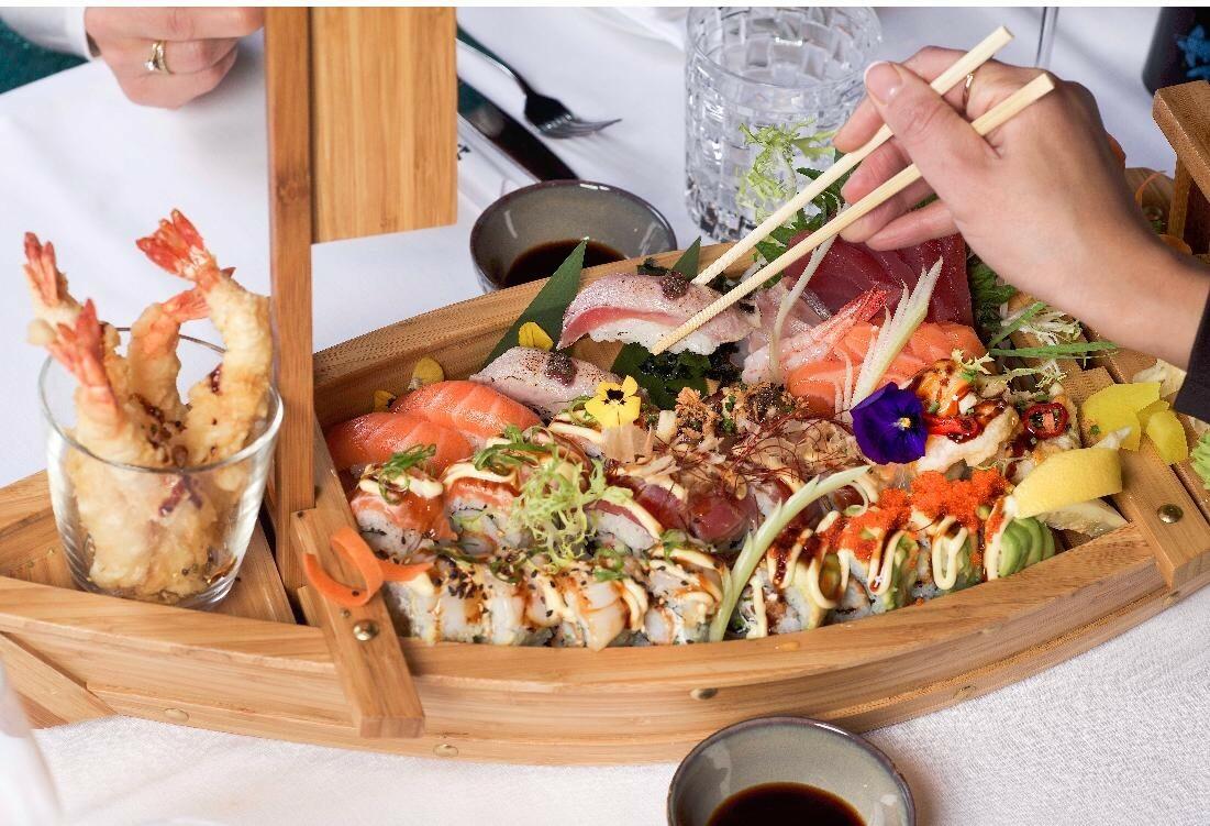 sushi rotterdam beste