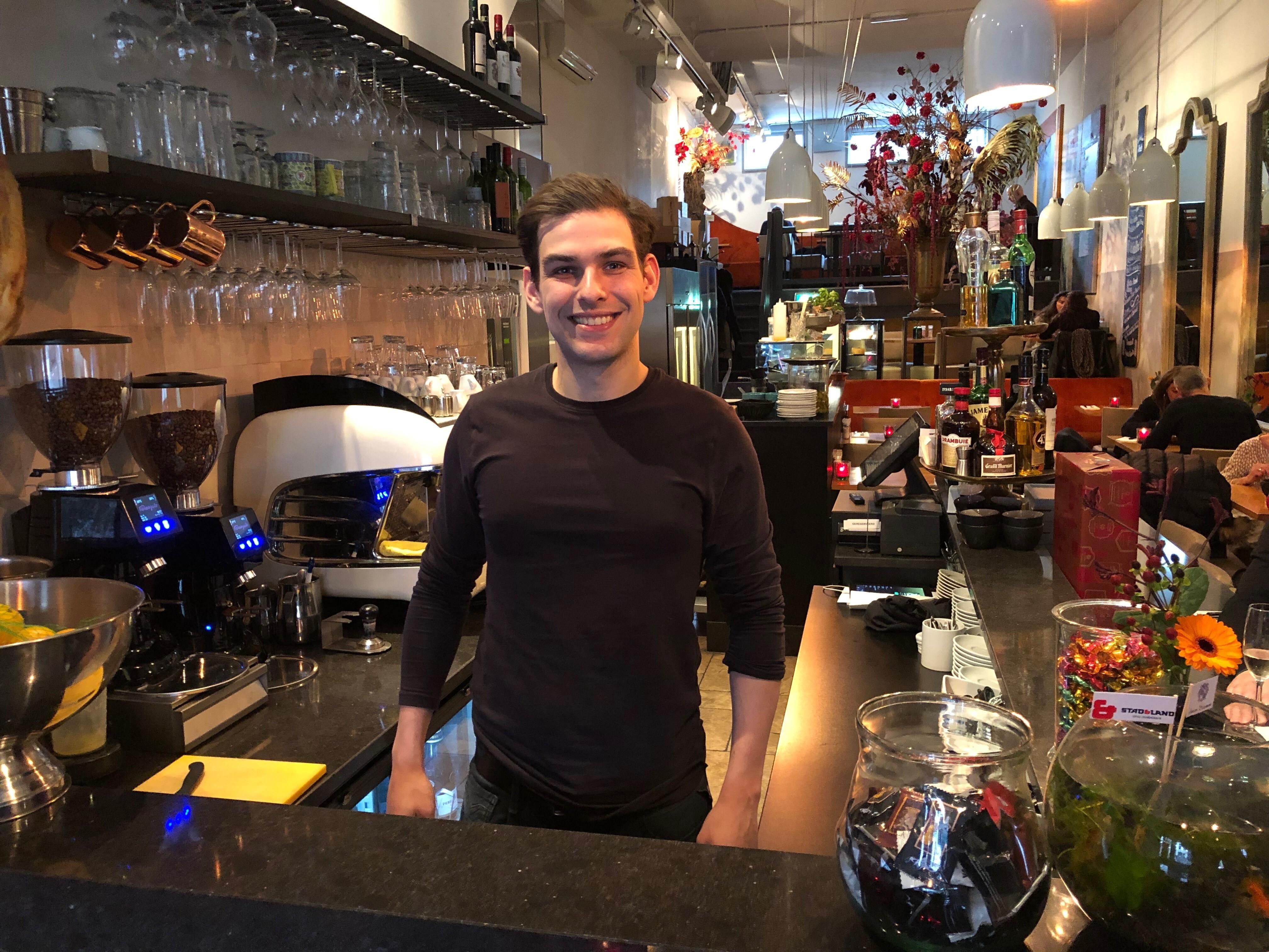 Sander van Tour: Van vaste gast naar eigenaar van Nostra