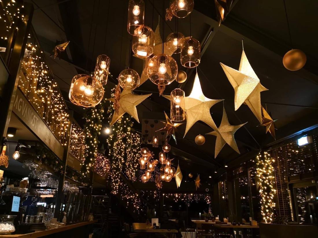 Uit Eten Met Kerst Rotterdam.All I Want For Christmas Is Food 26x Kerstdiner In
