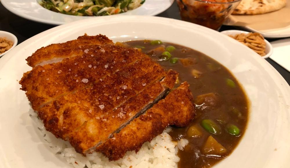 Kiiro Japanese Curry House; Tokyo a Go-Go in Rotterdam.
