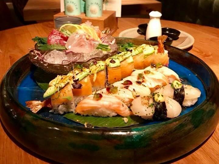 sushi in rotterdam