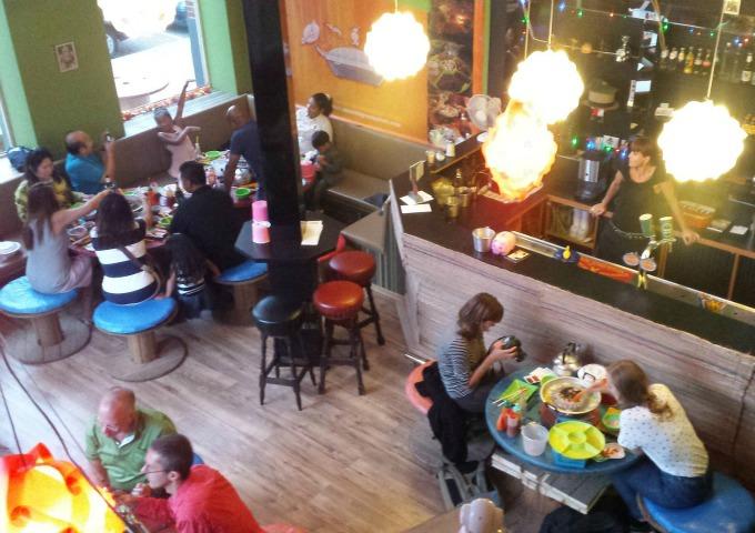 Bbq Restaurant Rotterdam.Asian Bbq Is Het Leukste Restaurant Van Rotterdam De Buik Van