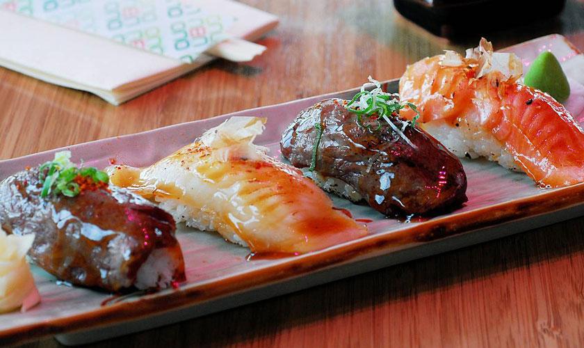 sushi bezorgen rotterdam zuid